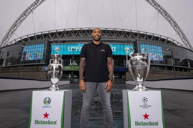 Heineken patrocinará la UEFA Euro 2020