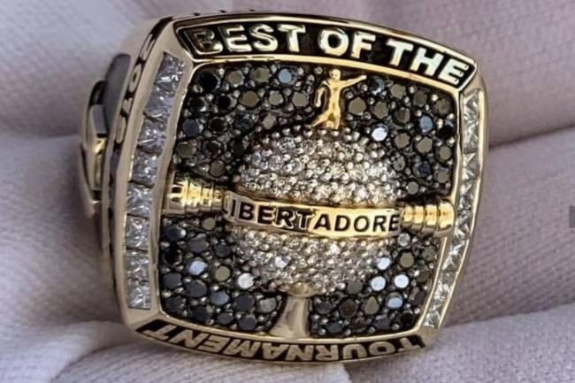 Bridgestone entregará un anillo de oro en la final de la CONEMBOL Copa Libertadores