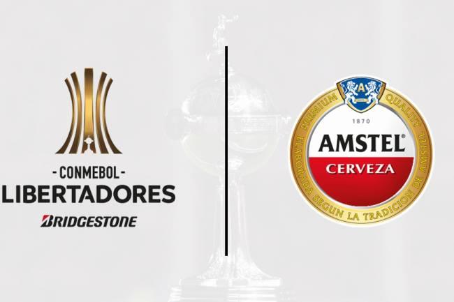 Amstel prolonga su patrocinio con Conmebol hasta 2024