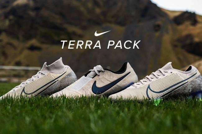 """Nike presentó el nuevo """"Terra Pack"""""""