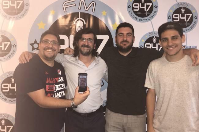 Quinto Programa de Marca en Zona Radio