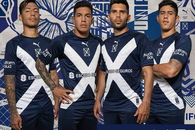 Puma presentó la tercera camiseta de Independiente