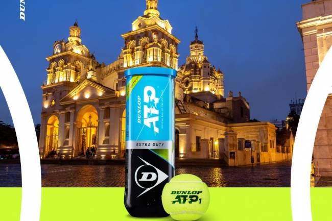 DUNLOP lanza en Argentina las pelotas ATP y  AUSTRALIAN OPEN