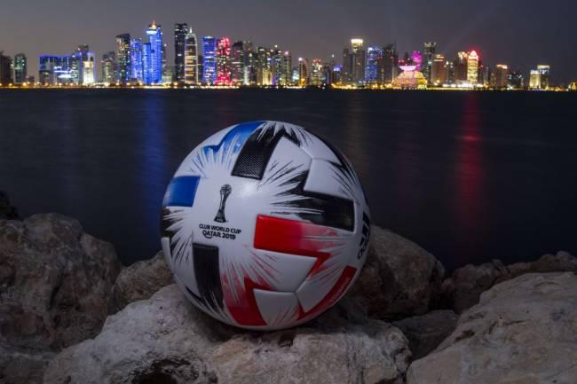 FIFA presenta la pelota oficial del Mundial de Clubes Qatar 2019