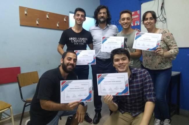Se entregaron los diplomas del Programa Intensivo de Marketing Deportivo