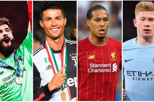 Nike domina el equipo del año 2019 de la UEFA
