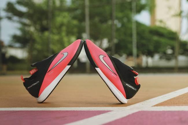Nike presenta los nuevos botines Phantom VSN II