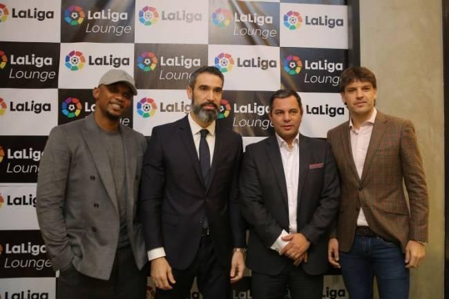 LaLiga inaugura el primer restaurant en Egipto