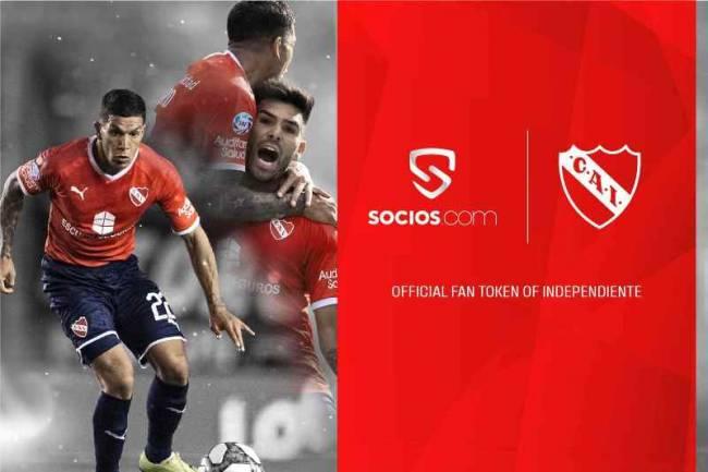 Independiente lanza su propia moneda virtual