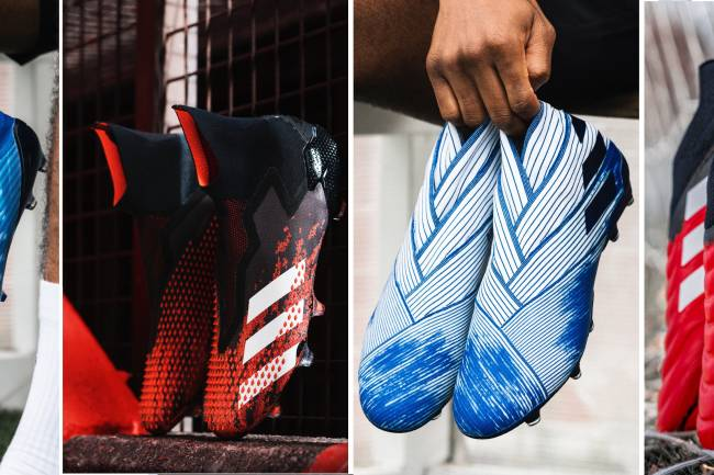 Adidas reveló el Pack Mutator