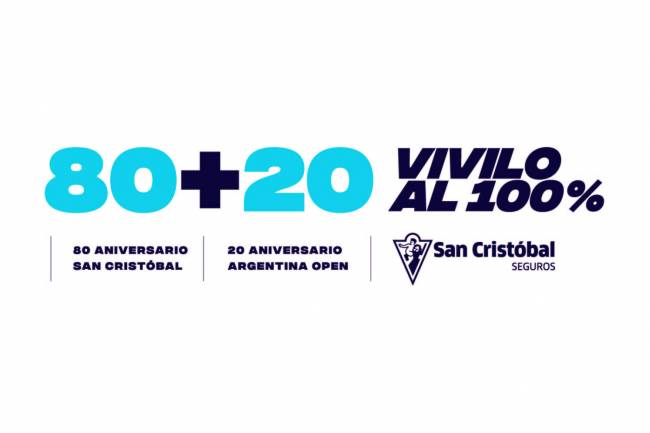 San Cristóbal Seguros será Sponsor Platino del Argentina Open
