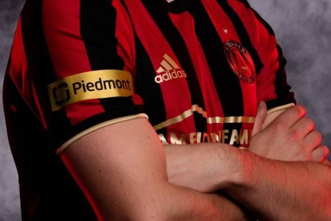 Atlanta United anuncia su primer patrocinador en la manga de la camiseta