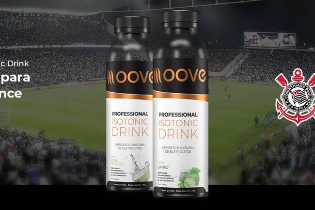 Corinthians anuncia su asociación con Moove Nutrition