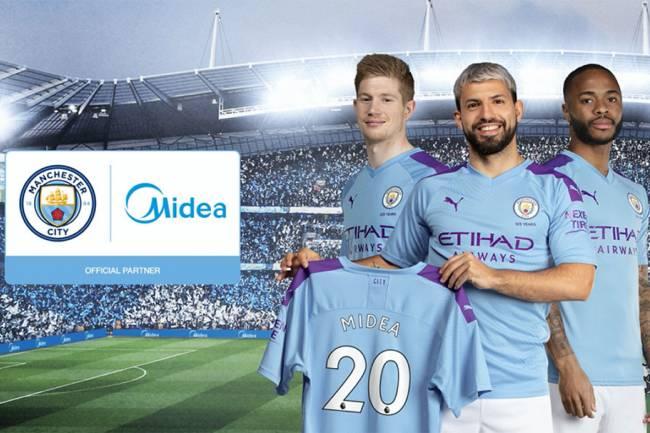 Manchester City suma un nuevo patrocinador