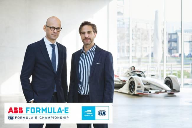 Hugo Boss amplía su acuerdo con la Formula E