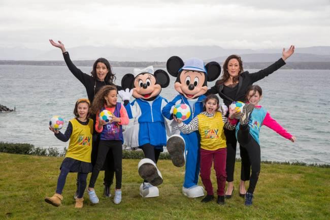 UEFA firma un convenio con Disney