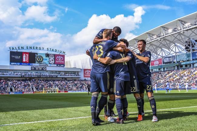 Comienza la MLS con números históricos