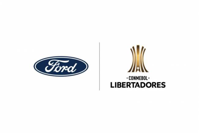 Ford patrocinará la Conmebol Libertadores