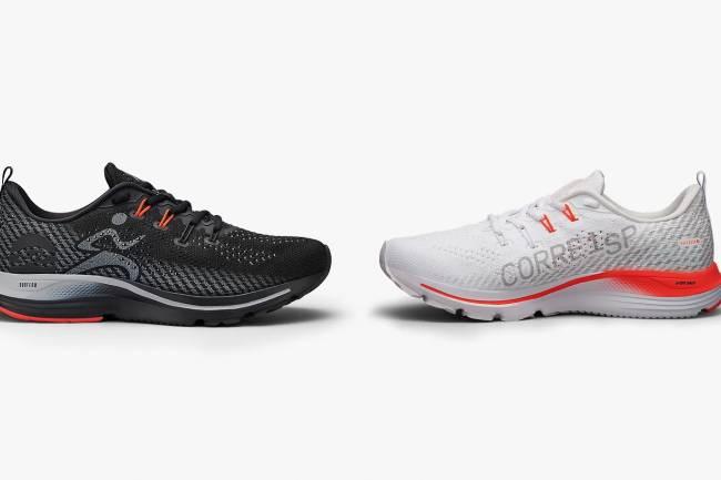 Olympikus lanza su nueva zapatilla para Running