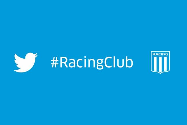Twitter se une a la celebración de Racing Club