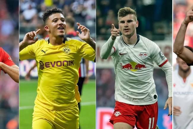 Cuatro clubes alemanes planean crear un fondo para clubes