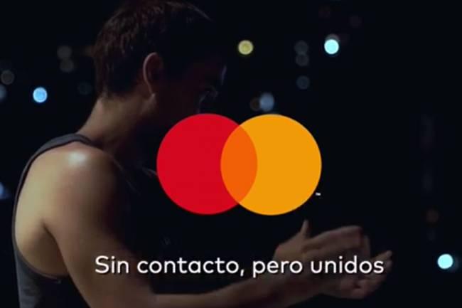 """Mastercard presenta la campaña """"Sin contacto pero unidos"""""""