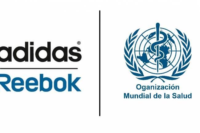 Adidas y Reebok juntos para ayudar a los trabajadores de la salud