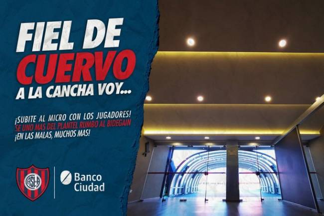San Lorenzo premia a los socios/as que tienen la cuota al día
