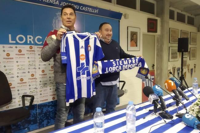 """""""Tuvimos en carpeta otros proyectos, pero nos decidimos por Lorca Deportiva"""""""
