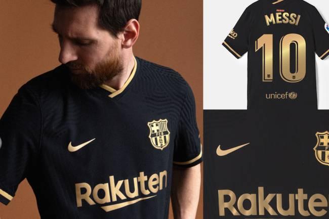 Nike presenta las nuevas camisetas de sus equipos europeos en Argentina