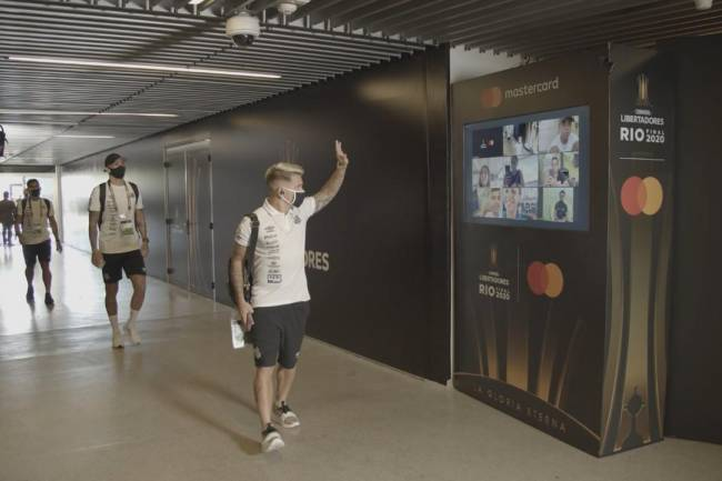 Mastercard activó su patrocinio en la Final de la CONMEBOL libertadores