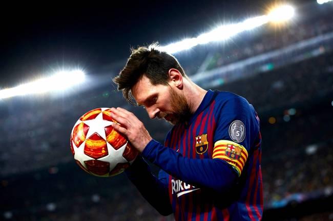¿Es el contrato de Messi el responsable de la situación financiera del Barcelona?