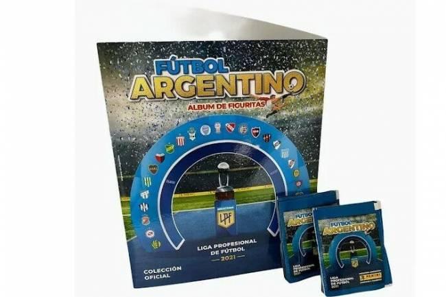 Panini lanzó el Álbum Oficial de la Liga Profesional de Fútbol 2021