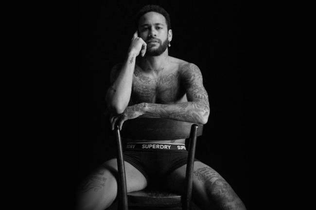 Neymar Jr. protagoniza la campaña de Superdry