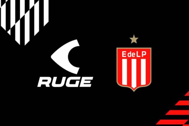 Estudiantes presenta RUGE, su propia marca de indumentaria deportiva