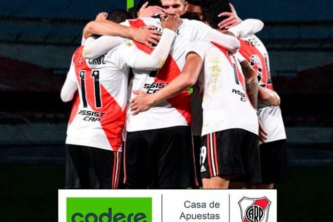 Codere se convierte en nuevo patrocinador oficial de River Plate