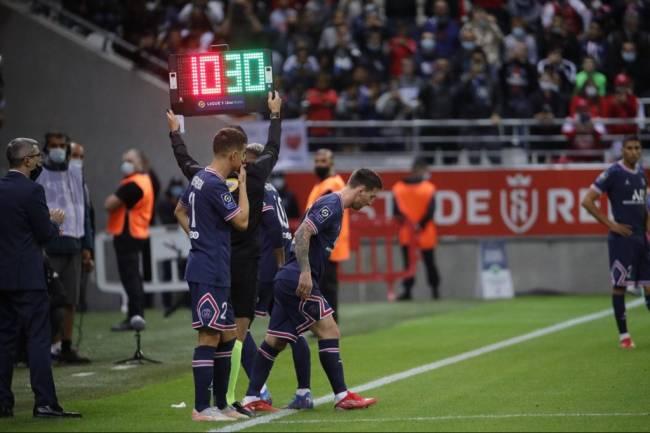 El debut de Messi en PSG fue el partido de Ligue 1 más visto en España