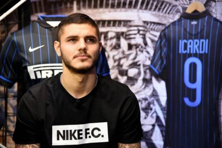 Icardi renovó con Nike