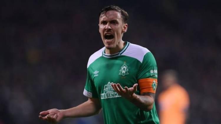 Werder Bremen lució su camiseta navideña