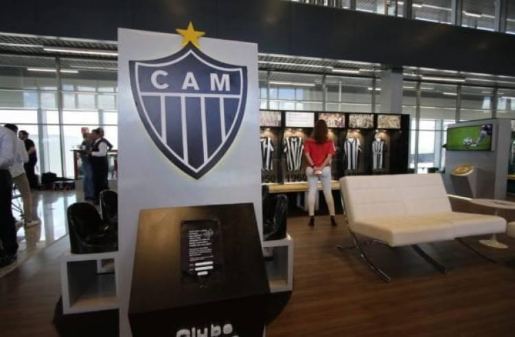Atlético Mineiro inaugura su espacio temático en el aeropuerto de Belo Horizonte