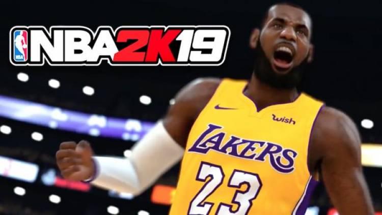 La NBA amplía su acuerdo con la saga NBA 2K