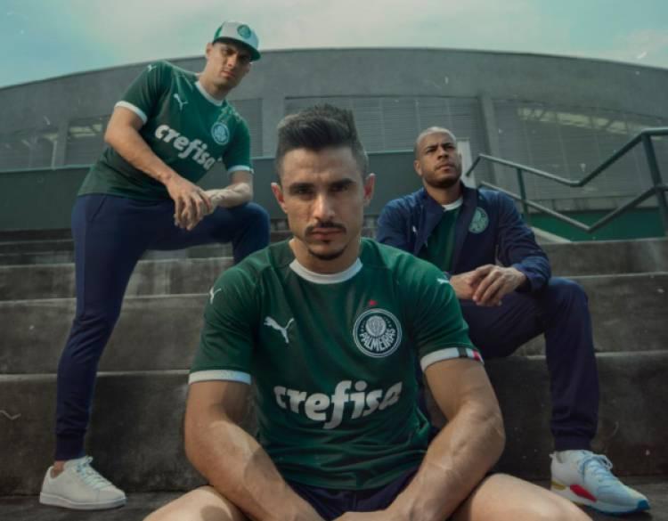 Puma presenta su vínculo con Palmeiras