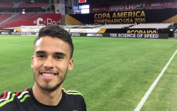 """Diego Reyes se suma en las redes sociales a la campaña """"Sentirse Campeón"""""""