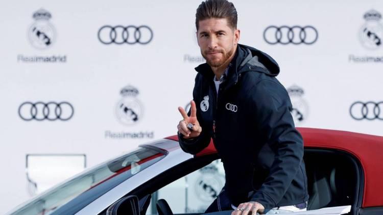 Audi será el auto oficial por cuatro años más de Real Madrid