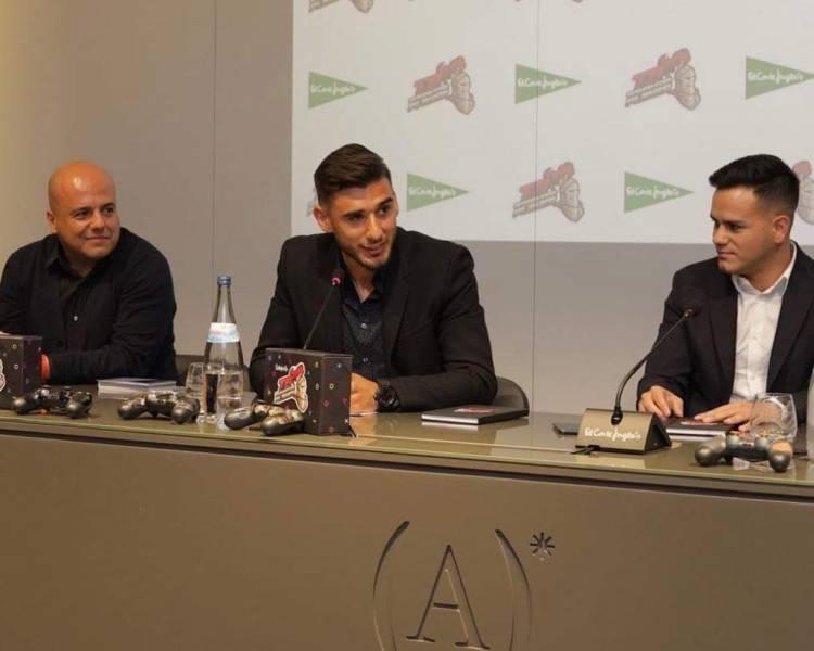 La marca de controles de videojuegos de Toto Salvio llega al Corte Inglés de Lisboa