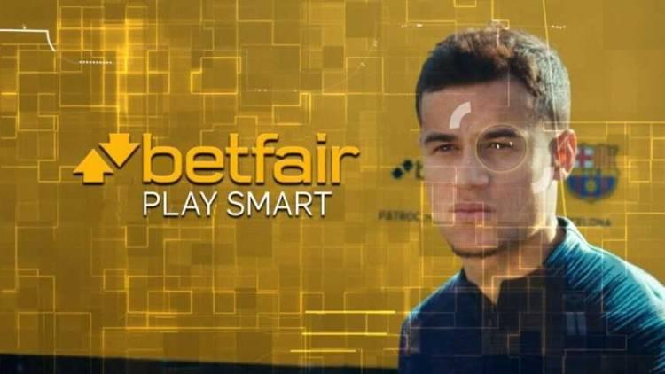 Philippe Coutinho protagoniza la nueva campaña global de Betfair