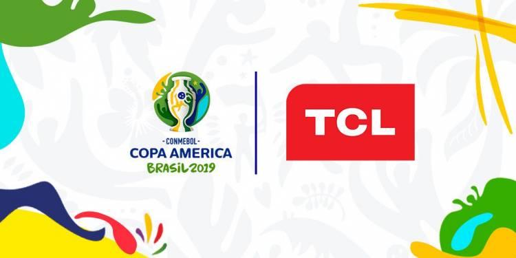 TCL se une a la CONMEBOL Copa América 2019