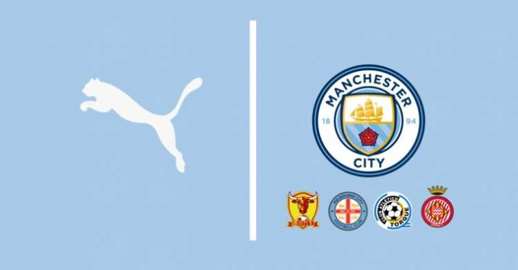Puma vestirá a Machester City en la próxima temporada