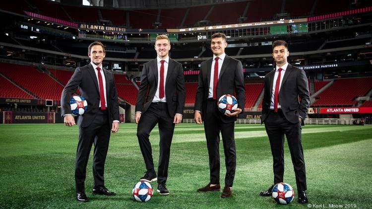 Atlanta United presenta sus nuevos trajes oficiales