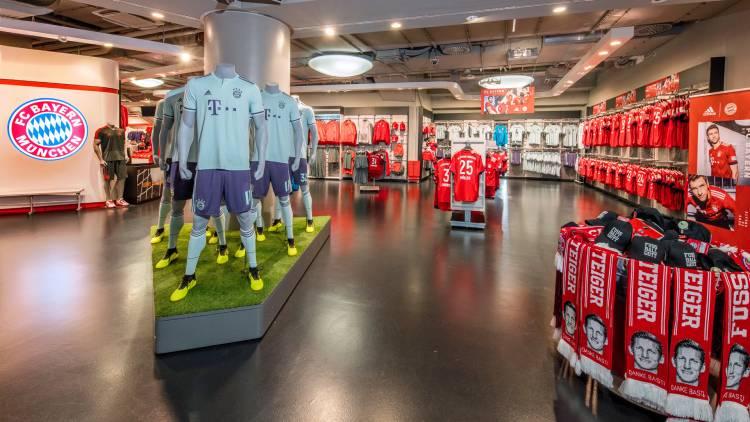 Bayern Munich renovará un histórico edificio para abrir su tienda más grande